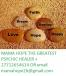 FORTUNE TELLER AND ALL LOVE SPELLS +27712654614